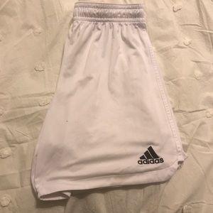 Adidas running shorts!